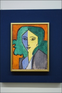 Matisse-Potrait-of-Lydia-Delectorskaya